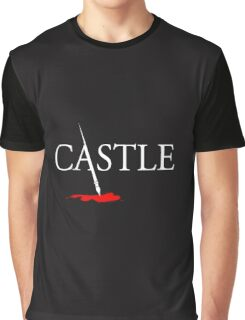 Castle TV Show Graphic T-Shirt