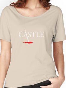 Castle TV Show Women's Relaxed Fit T-Shirt