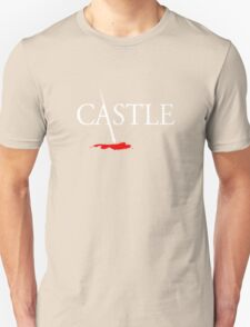 Castle TV Show Unisex T-Shirt