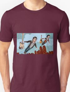 Flight Of The Conchords - Flying Unisex T-Shirt