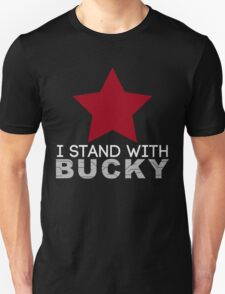 I Stand With Bucky T-Shirt