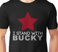 I Stand With Bucky Unisex T-Shirt