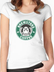 Brewsters Coffee Women's Fitted Scoop T-Shirt