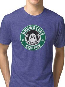 Brewsters Coffee Tri-blend T-Shirt