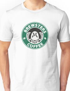 Brewsters Coffee Unisex T-Shirt