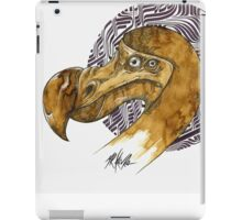 Dodo - coffee and ink - iPad Case/Skin