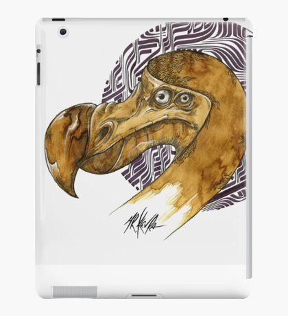 Dodo - coffee and ink - iPad Case/Skin