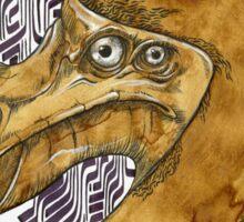 Dodo - coffee and ink - Sticker