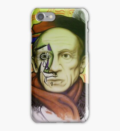 Pablo Picasso - 2 face -  iPhone Case/Skin
