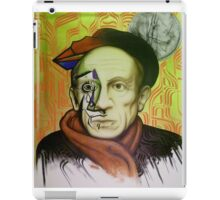 Pablo Picasso - 2 face -  iPad Case/Skin