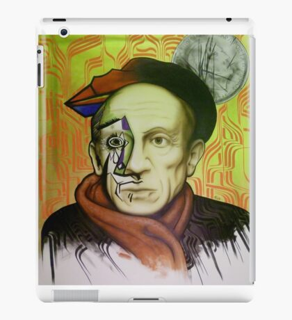 Pablo Picasso - 2 face -  iPad Case/Skin