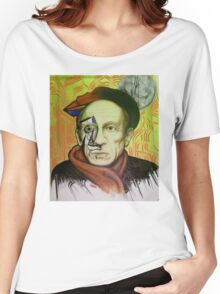 Pablo Picasso - 2 face -  Women's Relaxed Fit T-Shirt