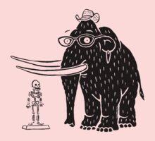 Frozen Mammoth Baby Tee