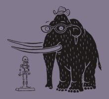 Frozen Mammoth Kids Tee