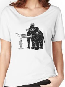 Frozen Mammoth Women's Relaxed Fit T-Shirt
