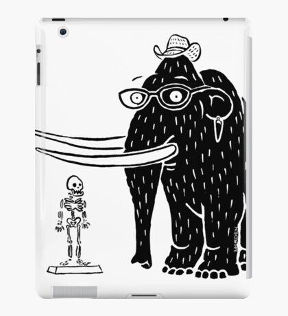 Frozen Mammoth iPad Case/Skin