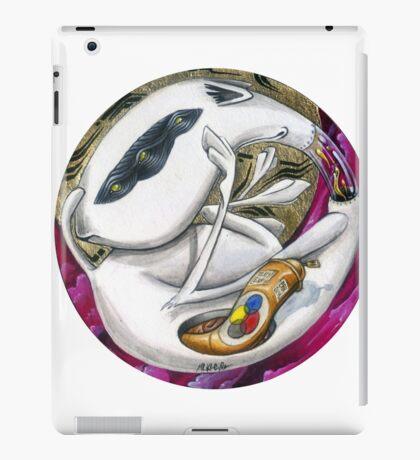 Saint Mr.Klevra Dog 4 iPad Case/Skin