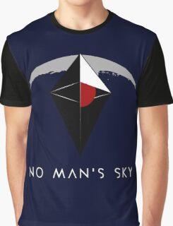 No Man's Sky #2 Graphic T-Shirt