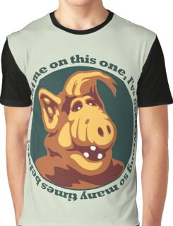 Alf Guru Graphic T-Shirt