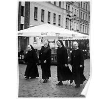 Nuns Poster
