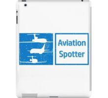 Aviation Spotter three plane iPad Case/Skin