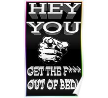 get the F*** out of bed (3D) Poster