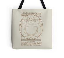Vitruvian Neighbor Tote Bag
