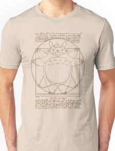 Vitruvian Neighbor Unisex T-Shirt