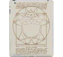 Vitruvian Neighbor iPad Case/Skin