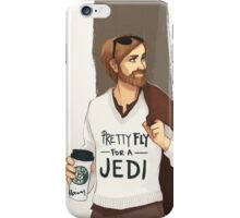Pretty Fly for a Jedi iPhone Case/Skin