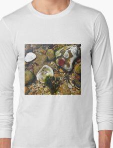Water garden  Long Sleeve T-Shirt