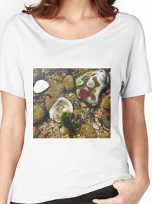 Water garden  Women's Relaxed Fit T-Shirt
