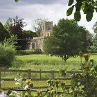 Chelsworth Church, Suffolk by wiggyofipswich