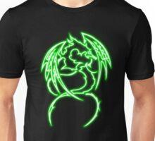 Dragon neon vert 3 Unisex T-Shirt