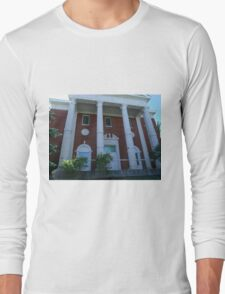 An Old Building Long Sleeve T-Shirt