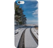 Winter Wonderland in Central Scotland iPhone Case/Skin