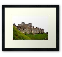 Dover Castle Framed Print