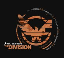 The division Tom Clancy Baby Tee