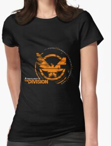 The division Tom Clancy Womens T-Shirt