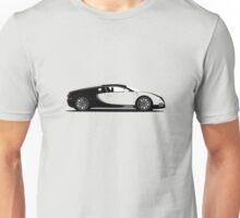 2009 Bugatti Veyron 16.4 Masonry Linea Vincero Unisex T-Shirt