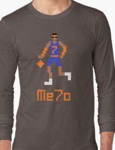 Me7o Pixel Long Sleeve T-Shirt