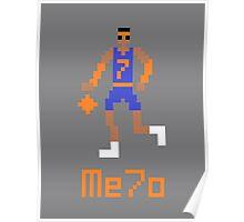 Me7o Pixel Poster