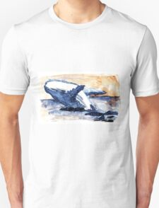 Gost of the sea Unisex T-Shirt