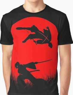 Samurai x Graphic T-Shirt