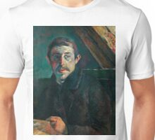 1885 - Gauguin - Self-Portrait Unisex T-Shirt