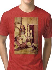 A Fractured Fairy Tale Tri-blend T-Shirt