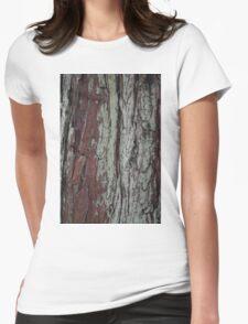Bark Series - Stourhead #1 Womens Fitted T-Shirt