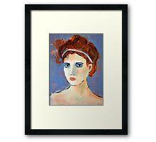 The eighties Framed Print