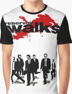 Reservoir Walks Graphic T-Shirt
