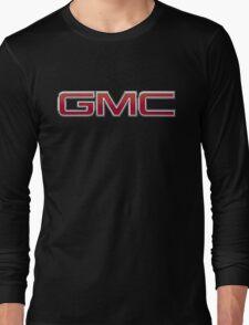 gmc funny Long Sleeve T-Shirt